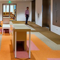 tretford office carpet INTERLIFE
