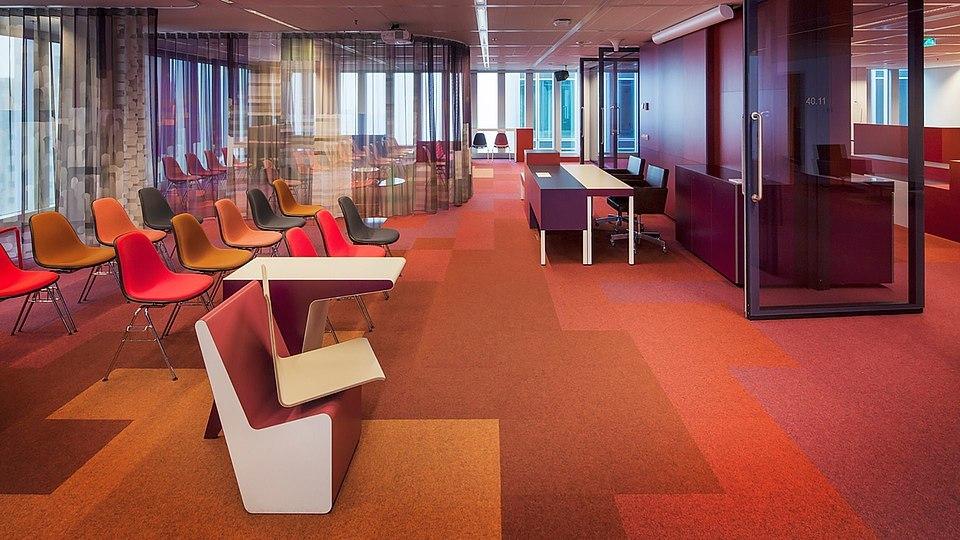tretford PLUS 7 Referenz Rotterdam