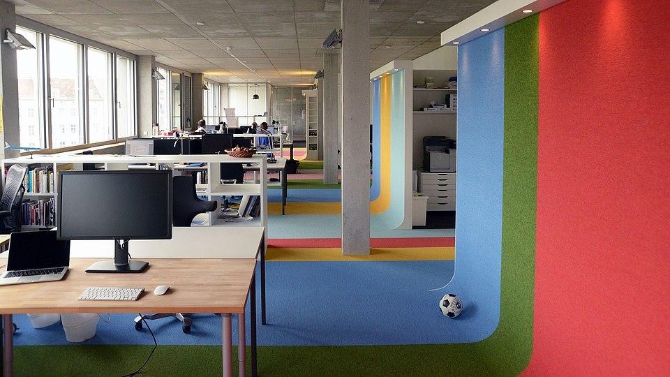 tretford Büroteppich