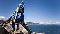 Releigion ist Alltag in der Mongolei