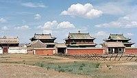 Kloster in der Mongolei