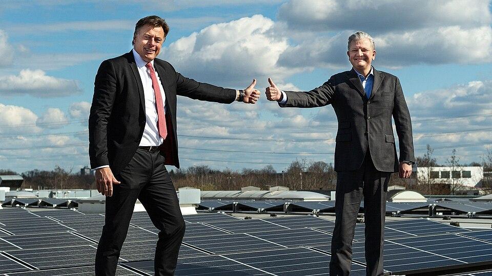 tretford Photovoltaik