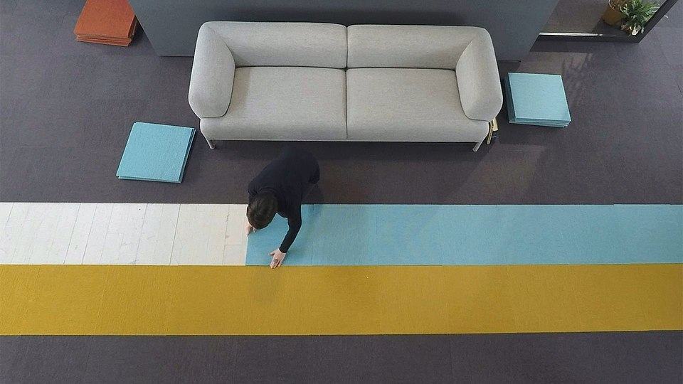Press Tretford Carpet