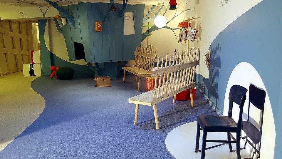 tretford Teppich Museum