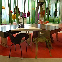 tretford Teppich im Museum für Kinder HH