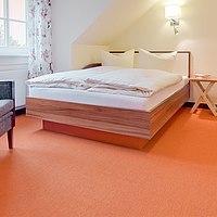 tretford Teppich Hotelzimmer