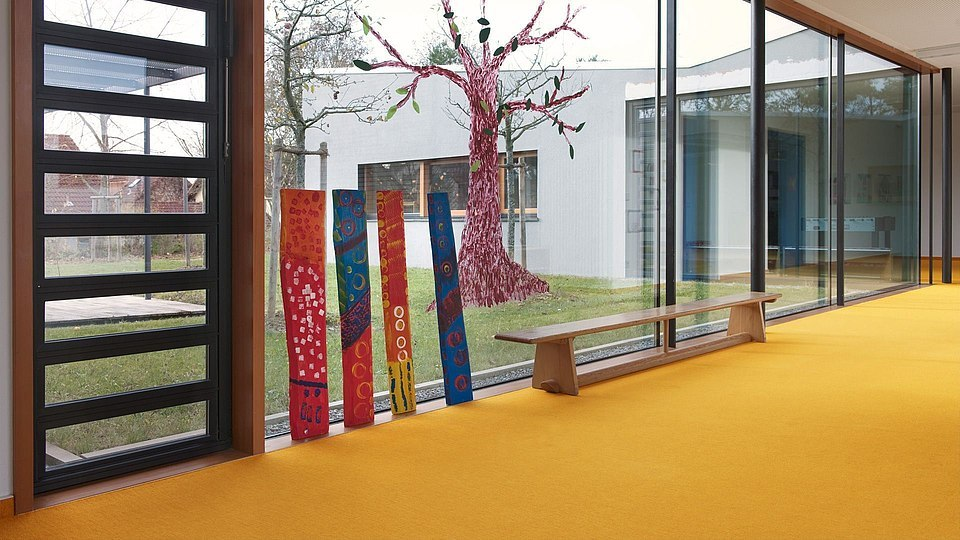 tretford carpet education