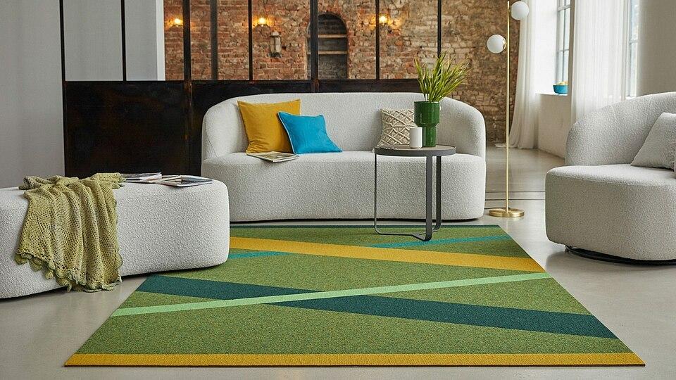 Neue Teppich Designs