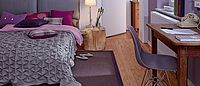 tretford Teppich mit Bordüre