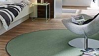 Edged rugs