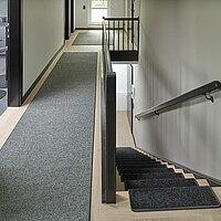 Stufenmatten eckig