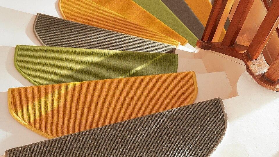 sicherheit schalld mmung und komfort auf der treppe. Black Bedroom Furniture Sets. Home Design Ideas