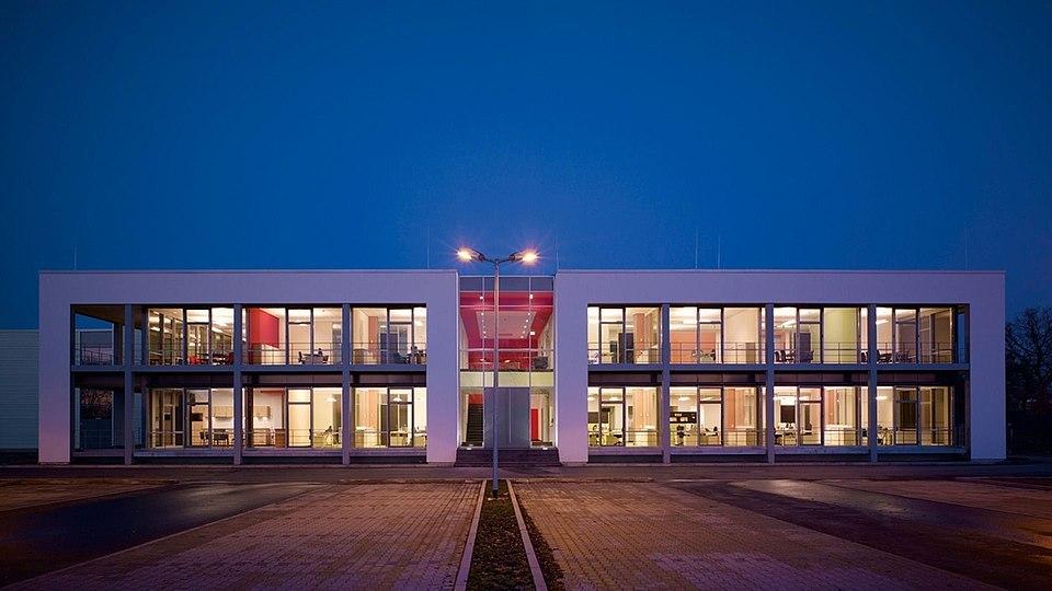 tretford Firmenzentrale