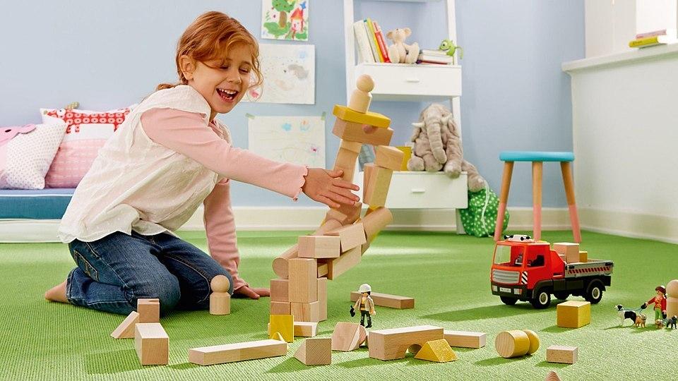 Kinderzimmer-Gestaltung