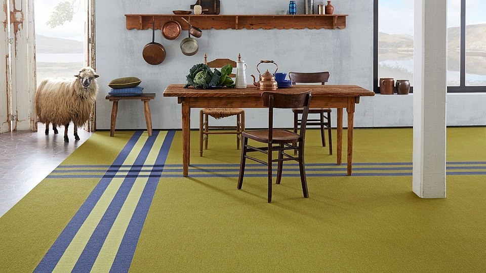 New Collection Tretford Voyage Colours Inspired By